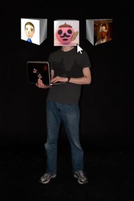 Stuart Harvey, Ctrl ($250 Prize Winner)