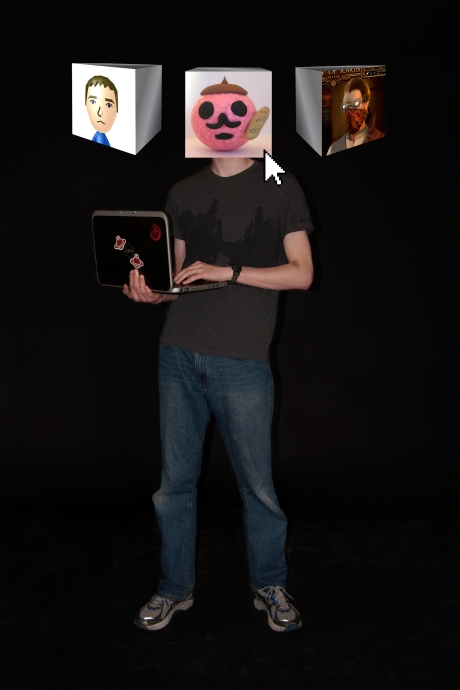 Ctrl by Stuart Harvey, last year's $250 Prize Winner