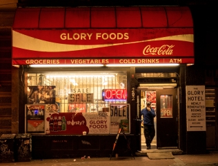 "NIELS LUCKE, ""Glory Foods"""